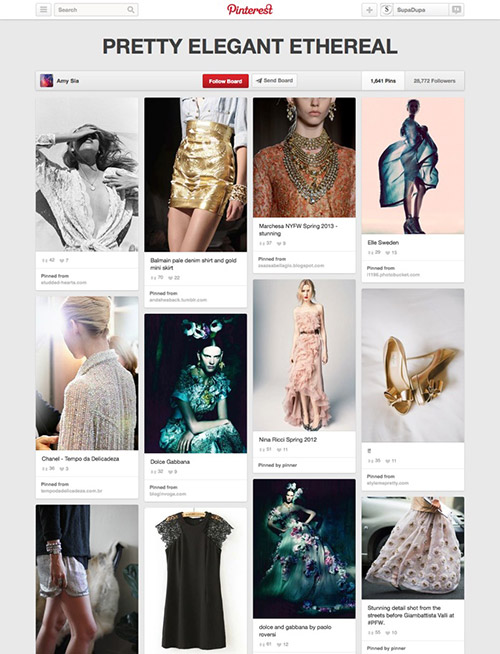 Amy Sia SupaDupa online store on Pinterest
