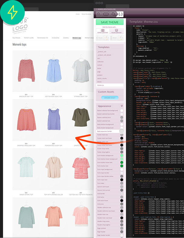 Ff9a03b4b8 customise your store with html css 6