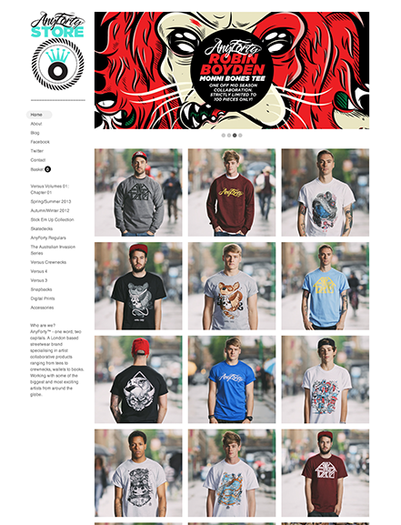 Start your online store  0001 anyforty   kiko 1