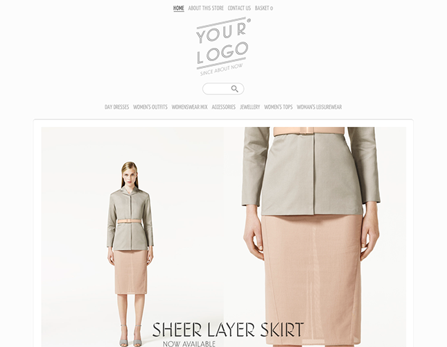 Start your online store with shop themes dt  0035 schumii too