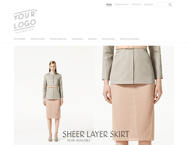 Start your online store with shop themes dt  0015 kloser