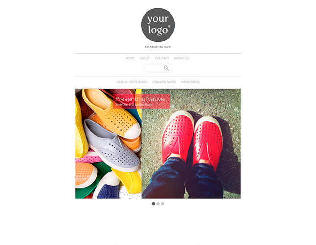 Start your online store with shop themes dt  0013 binky