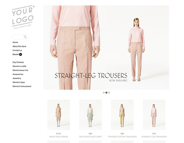 Start your online store with shop themes dt  0016 laurel