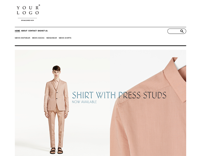 Start your online store with shop themes dt  0010 half baked