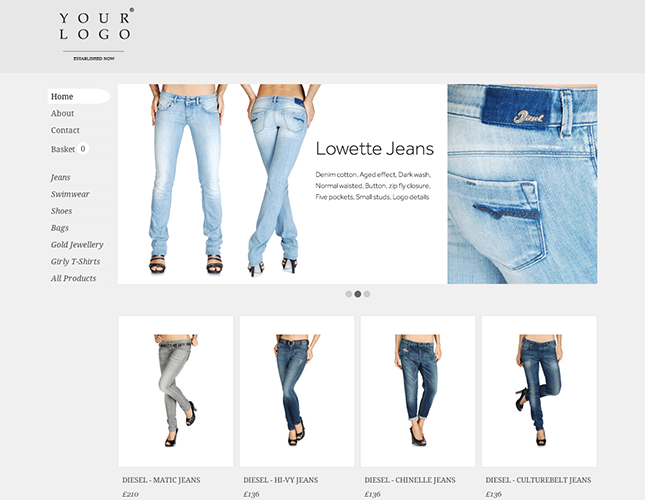 Start your online store with shop themes dt  0042 stylee