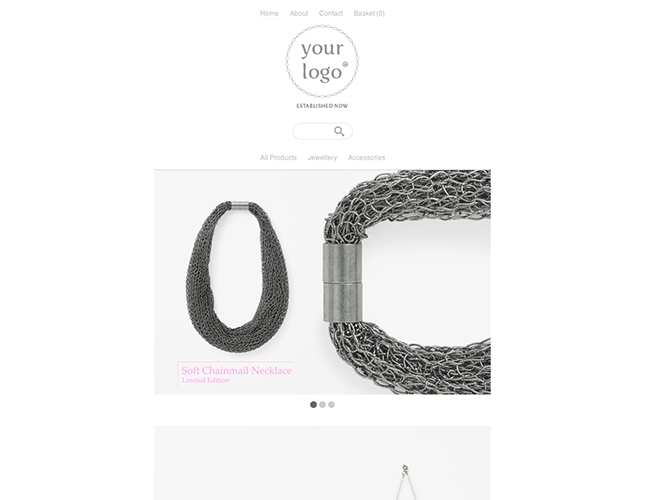 Start your online store with shop themes dt  0004 dinky