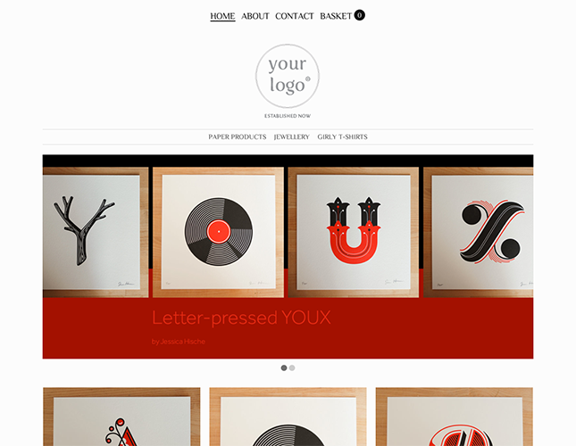 Start your online store with shop themes dt  0039 small and co