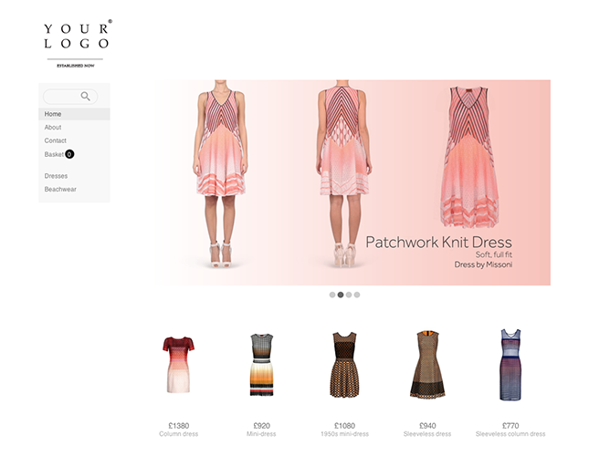 Start your online store with shop themes dt  0024 myka hi five