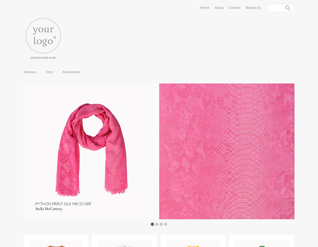 Start your online store with shop themes dt  0006 evie