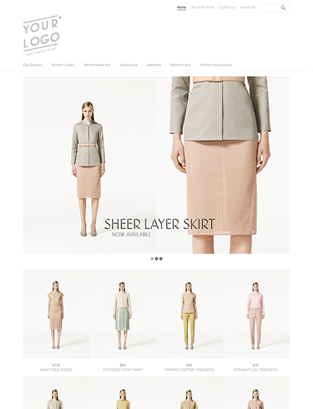 Start your online store with shop theme  0015 kloser