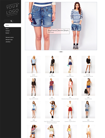 Start your online store with shop theme  0030 poke