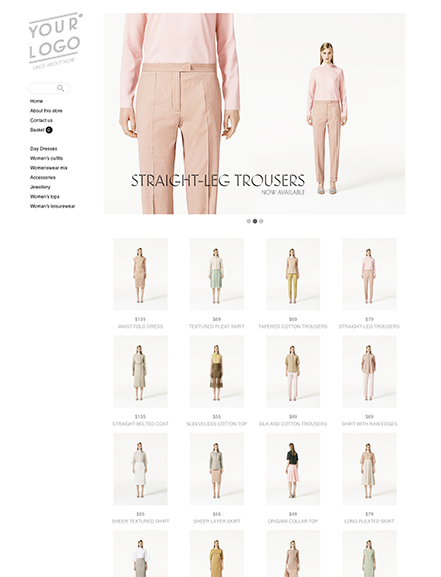 Start your online store with shop theme  0016 laurel
