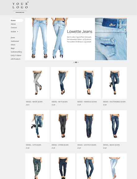 Start your online store with shop theme  0042 stylee