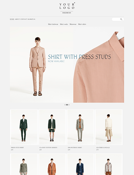 Start your online store with shop theme  0000 brag