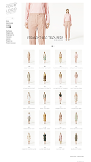 Start your online store with shop themes m  0016 laurel