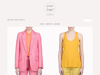 Create your online store with beautiful ecommerce themes  0010 bicker