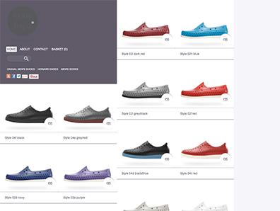 Create your online store with beautiful ecommerce themes  0008 lowrise