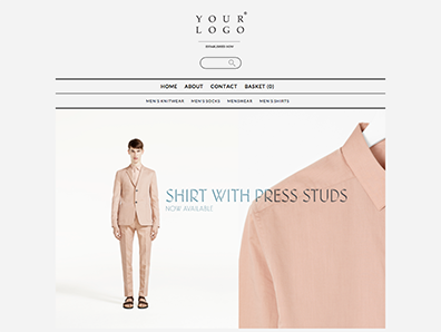Create your online store with beautiful ecommerce themes  0012 classic grid portrait