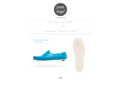 Create your online store with beautiful ecommerce themes  0039 binky