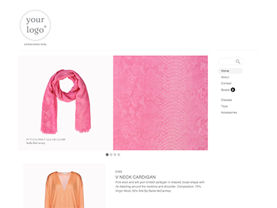 Create your online store with beautiful ecommerce themes  0020 zingly