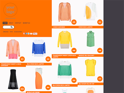 Create your online store with beautiful ecommerce themes  0033 highrise