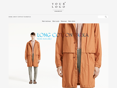 Create your online store with beautiful ecommerce themes  0037 brag