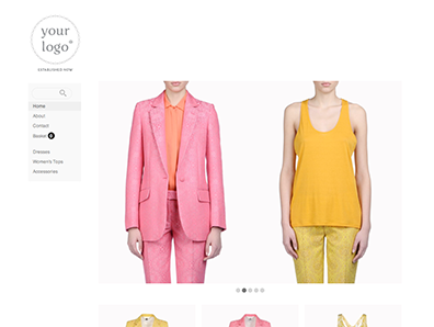 Create your online store with beautiful ecommerce themes  0042 myka