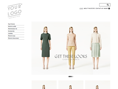 Create your online store with beautiful ecommerce themes  0044 spoonful