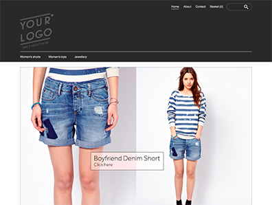 Create your online store with beautiful ecommerce themes  0002 lucent 5ive