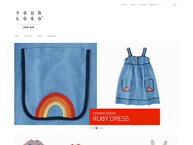 Create your online store with beautiful ecommerce themes  0006 judy