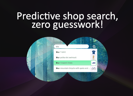Predictive shop search for customers