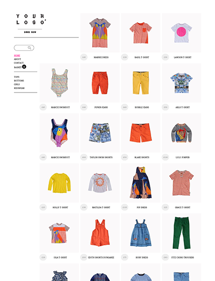 Start your online store with shop theme  0022 mini small and co