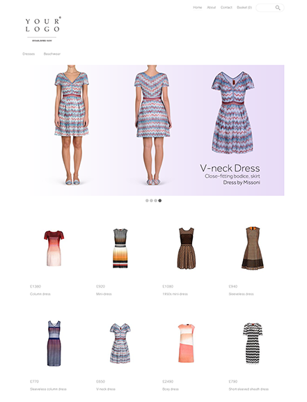 Start your online store with shop theme  0017 lilly