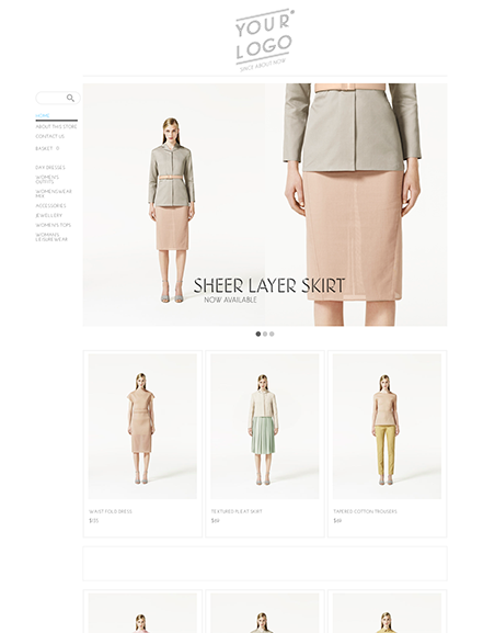 Start your online store with shop theme  0023 moli